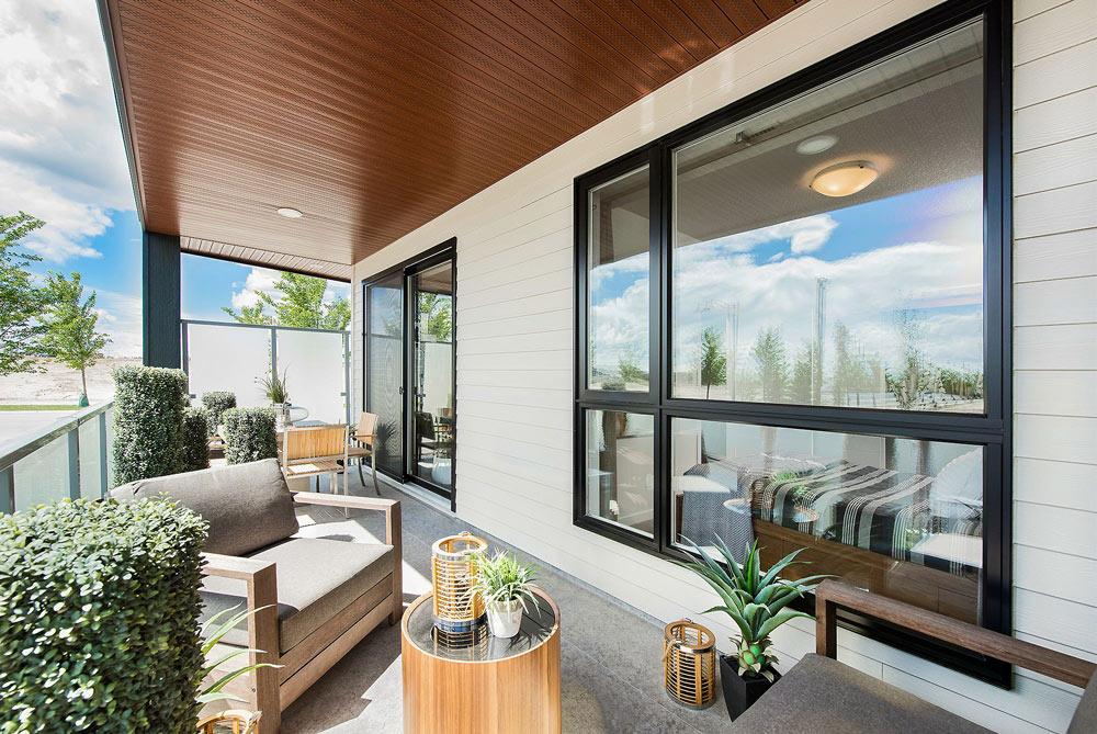 Westman Village Lux Architectural Panel